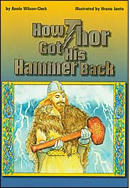 "Cover art of ""How Thor Got His Hammer Back"""
