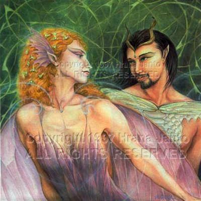 oberon and titania relationship goals